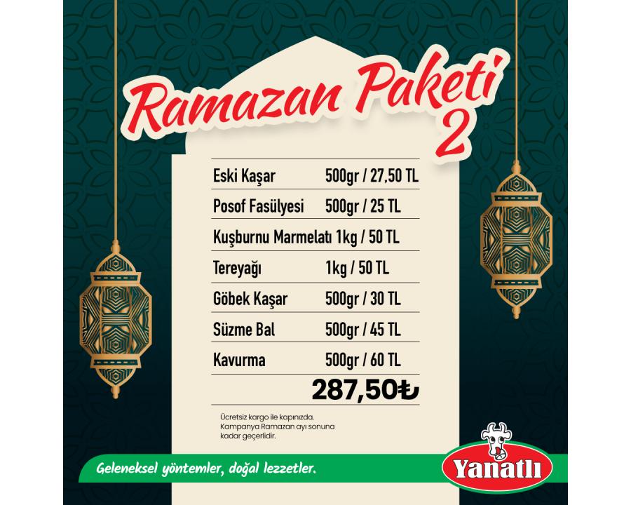 Ramazan Paketi 2