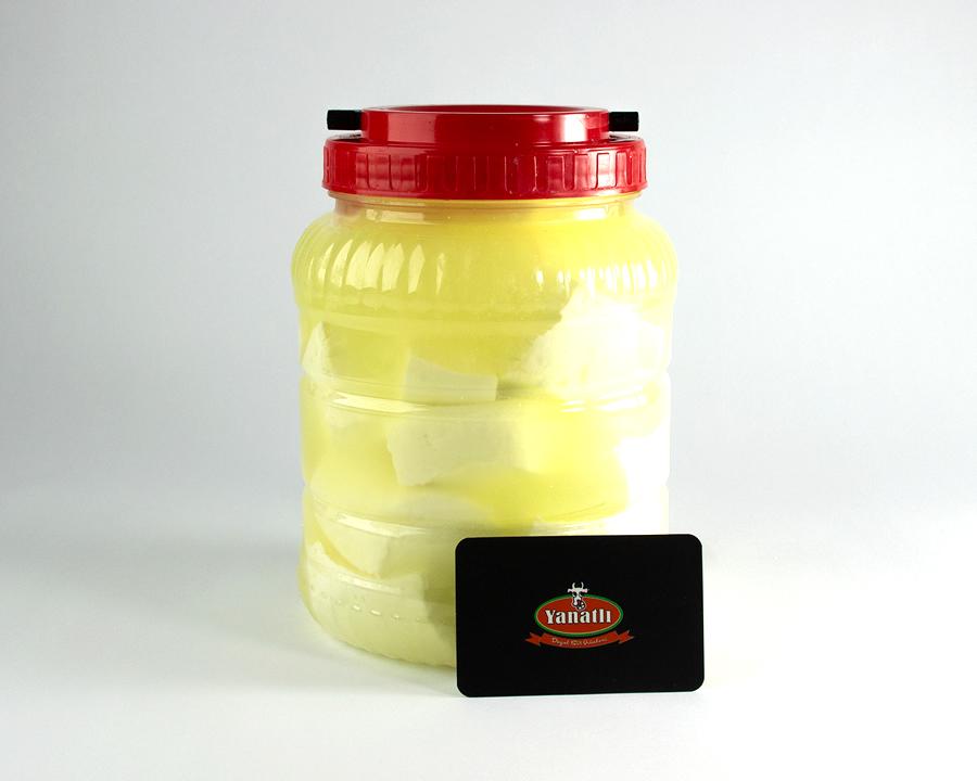 Köy Tipi Beyaz Peynir (2 Kg)